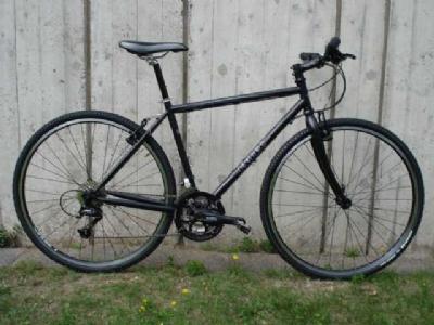 Crossbike-Angebot Fort-FramesMod.T06 Cromo Crossrad