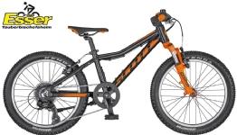 ScottScale 20 schwarz-orange