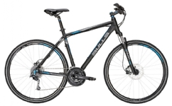 BullsCross Bike 2 Herren shwarz-matt/blau