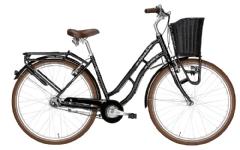 PegasusTourina schwarz Retro Fahrrad