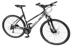 KTMItero Cross Damenrad schwarz-matt