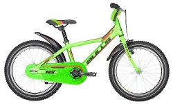 BullsTokke Lite 18 Zoll neon green matt