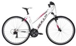 BullsPulsar Cross Damen weiß-pink-schwarz