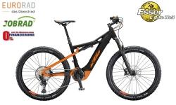 KTMMacina Lycan 271 schwarz-matt-orange