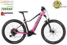 BullsAminga EVA 3 pink-matt-schwarz