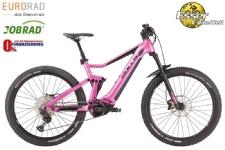 BullsAminga EVA TR pink-matt-schwarz