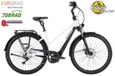 PegasusPremio EVO 10 Lite Comfort Trapez weiß-schwarz-matt