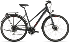 Cube Touring One / Trapez / iridium ´n´ red