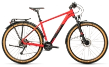 Cube Aim SL Allroad / red ´n´ black / 27,5""