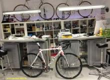 ColnagoC59 Polka DOT Voeckler Bike