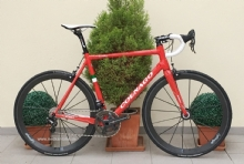 Colnago C60 - Super Record 12s  EPS V4