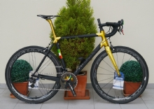 Colnago C60 Tricolor Limited Edition