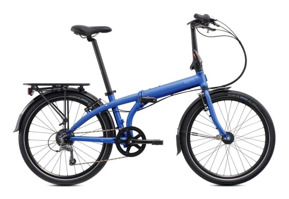 Tern Node D8  Mod.19 dark blue/blue