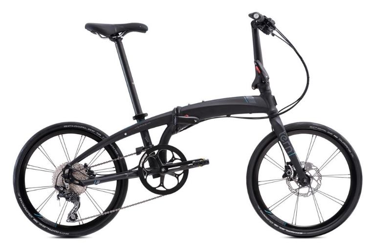 Tern Verge P10 Mod.19 black/dark grey