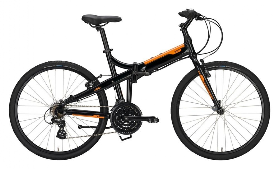 Tern Joe C21 Mod.19 black/orange
