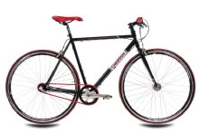 Chrisson OLD ROAD 1.0 3G SHIMANO NEXUS black glossy