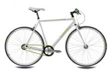 Chrisson OLD ROAD 2.0 7G SHIMANO NEXUS white glossy