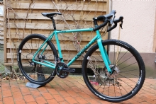 Ritchey OUTBACK DISC GRAVEL CROSS Rahmenset 2018 mit Shimano Ultegra R8000