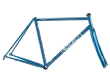 Ritchey ROAD LOGIC Rahmenset 2018 skyline blue