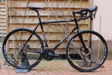 Ritchey SWISS CROSS DISC Rahmenset mit SHIMANO 105 Hydraulic