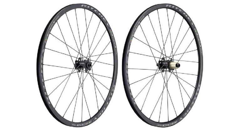 Ritchey WCS Zeta Disc Laufradsatz Drahtreifen / Tubeless Ready Reifen