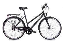 ChrissonCity One Damenrad 3G Shimano Nexus schwarz matt