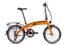 Chrisson EF1 8G ACERA & BAFANG GENERATION 2 8,7AH  orange