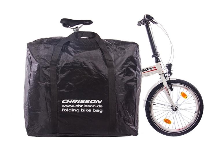 Chrisson - Transporttasche Tragetasche Faltrad