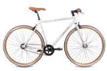 Chrisson Vintage Road Nexus 3G Urban Bike weiß matt