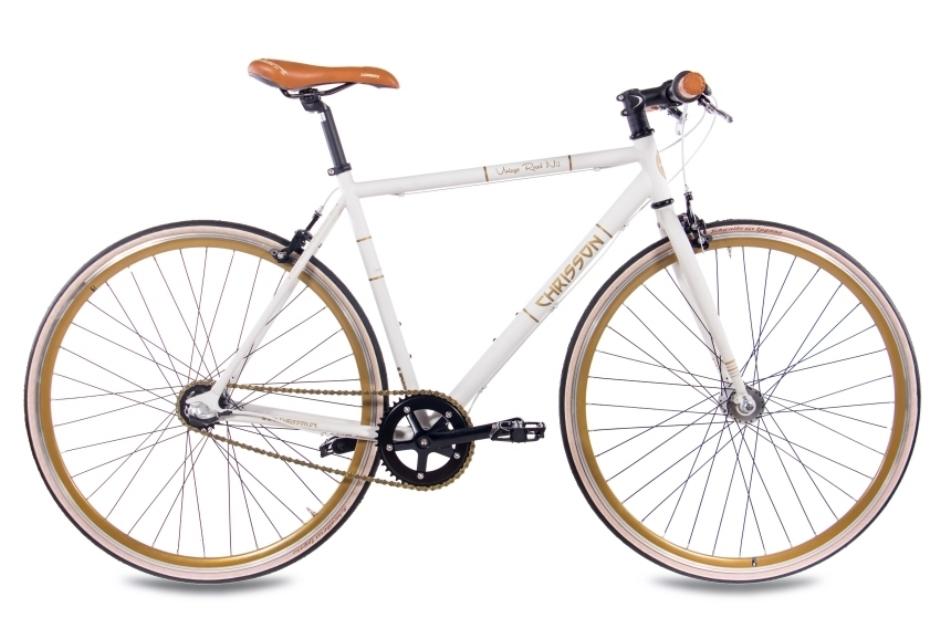 Chrisson Vintage Road Nexus 3G Urban Bike weiß matt