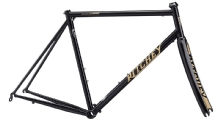 Ritchey Break-Away Road Frameset black/tan Logo
