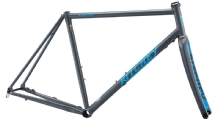 Ritchey ROAD LOGIC DISC Rahmenset 2020 Grey/Blue Logo