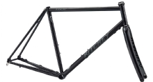 Ritchey ROAD LOGIC DISC Rahmenset 2020 Black/Grey Logo