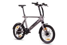 ChrissonKompaktrad E-Bike ERTOS20 grau matt