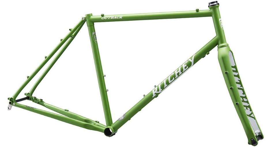 Ritchey OUTBACK V2 DISC Gravel Cross Adventure Rahmenset New 2020