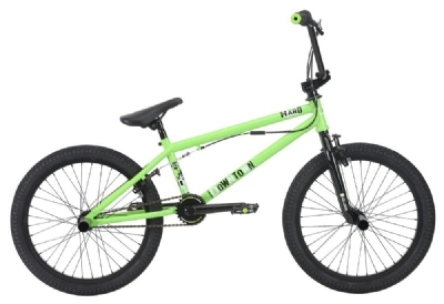 Haro BMX Downtown DLX (Gloss-Lime)