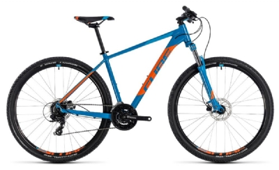 Cube Aim PRO 27,5 (Blue-Orange)