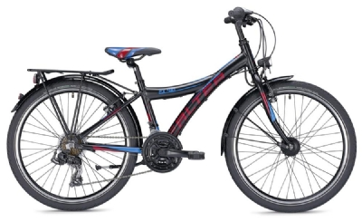 FalterFX 421 Pro (Schwarz-Blau-Rot)