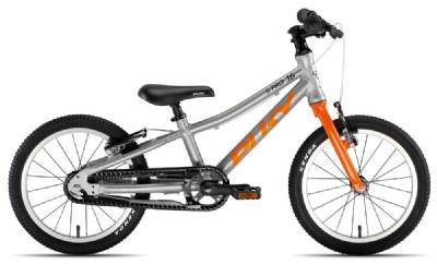 "PukyLS-Pro 16"" (Silber-Orange)"