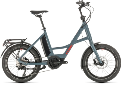 "Cube 20"" Compact Sport Hybrid (Blue-Red)"