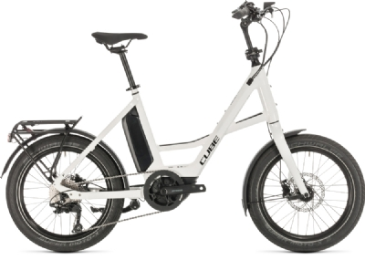 "Cube 20"" Compact Sport Hybrid (White-Black)"