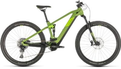 CubeStereo Hybrid 120 Pro 29 (Green-Green)