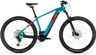 CubeReaction Hybrid EXC 500 (Petrol-Red)