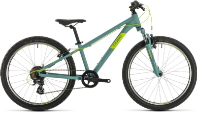 CubeAcid 240 Kid (Green-Lime Matt)