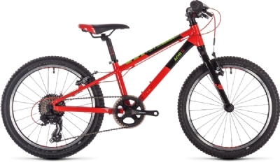 Cube Acid 200 Kid SL (Red-Green-Black)