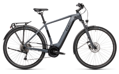 CubeTouring Hybrid One 500 H (Grey-Black)