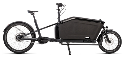 CubeCargo Hybrid (Iridium-Black)