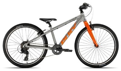 "PukyLS-Pro 24"" (Silber-Orange)"