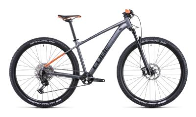 CubeReaction Pro (Grey-Orange)