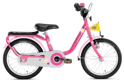 Puky Spielrad 16 Zoll (Lovely Pink)